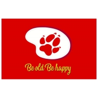 logo_Be old Be happy